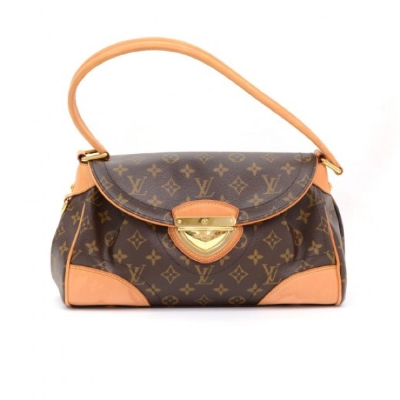 338030bf10ed Louis Vuitton Handbags - Louis Vuitton Monogram Canvas Beverly MM.